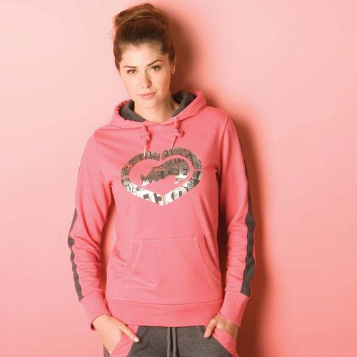 Mikina s kapucí Ecko Red Womens Eliza Hoody Pink