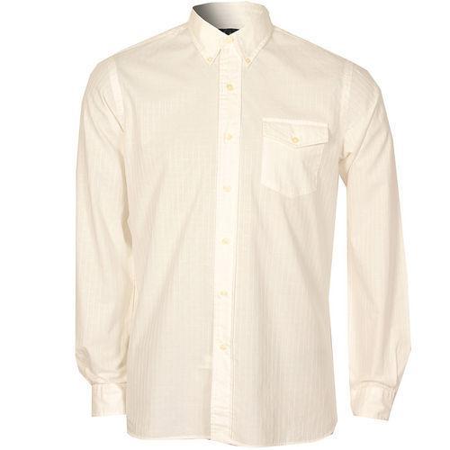 Košile Ralph Lauren Mens Custom Fit Long Sleeve Bleecker Shirt White