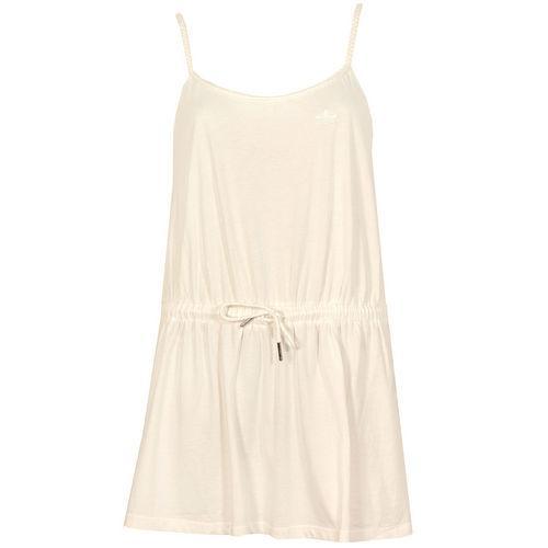 Šaty Adidas Originals Womens EF Braided Dress White