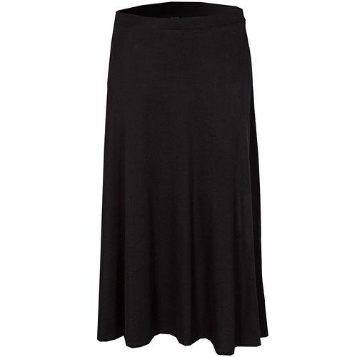 Sukně Te Amo Womens Midi Swing Skirt Dark Blue
