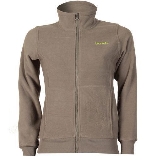 Mikina Bench Junior Boys Classic Corp Fleece Slate grey