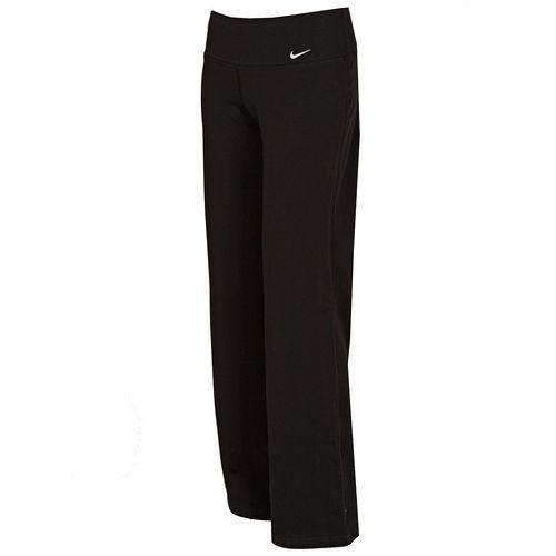 Fitness Nike Womens Loose Df Ft Pants Black