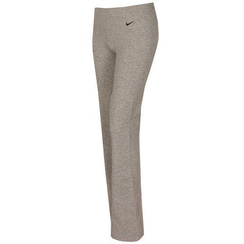 Fitness Nike Womens Slim Df Ft Pants Grey Marl, Velikost: 14 (L)
