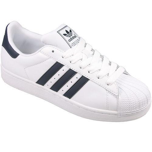 Boty Adidas Originals White Navy