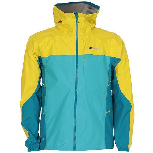 Bunda Berghaus Mens Vapour Storm GORE-TEX Jacket Turquoise