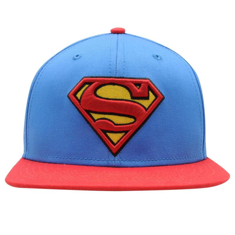 DC Comics Snap Back Cap Superman