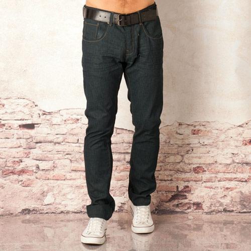 Crosshatch Mens Bellano Jeans Denim