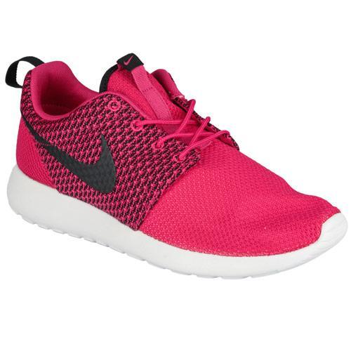 Nike Mens Roshe Run Running Shoes Cerise