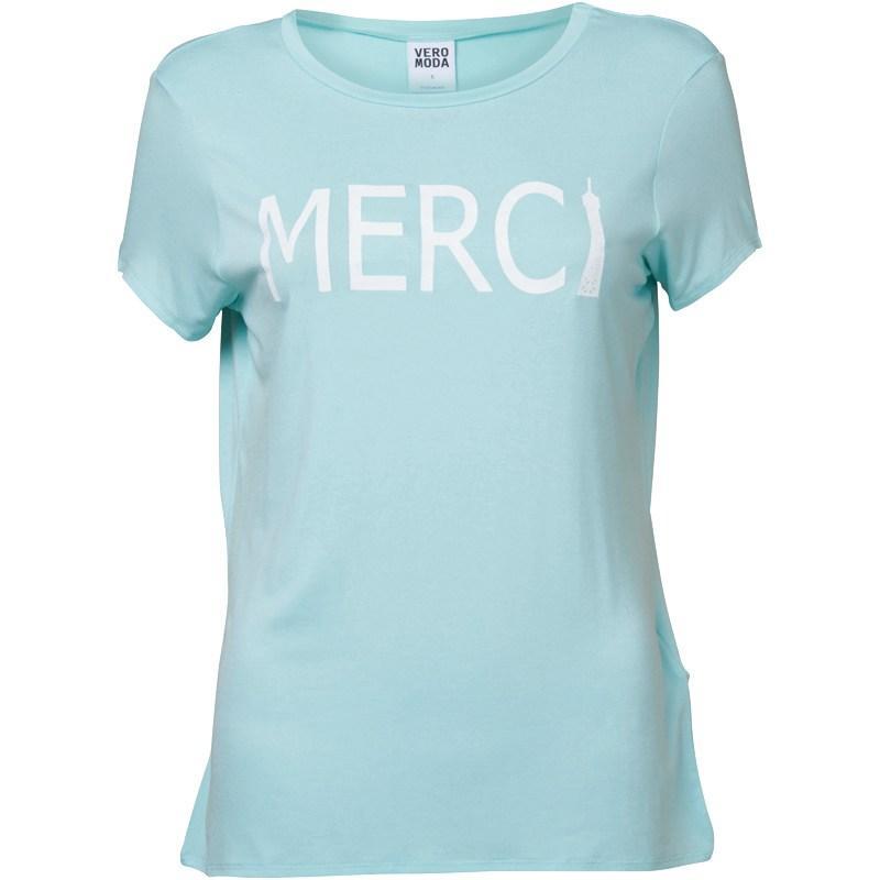 Vero Moda Womens Merci T-Shirt Yucca