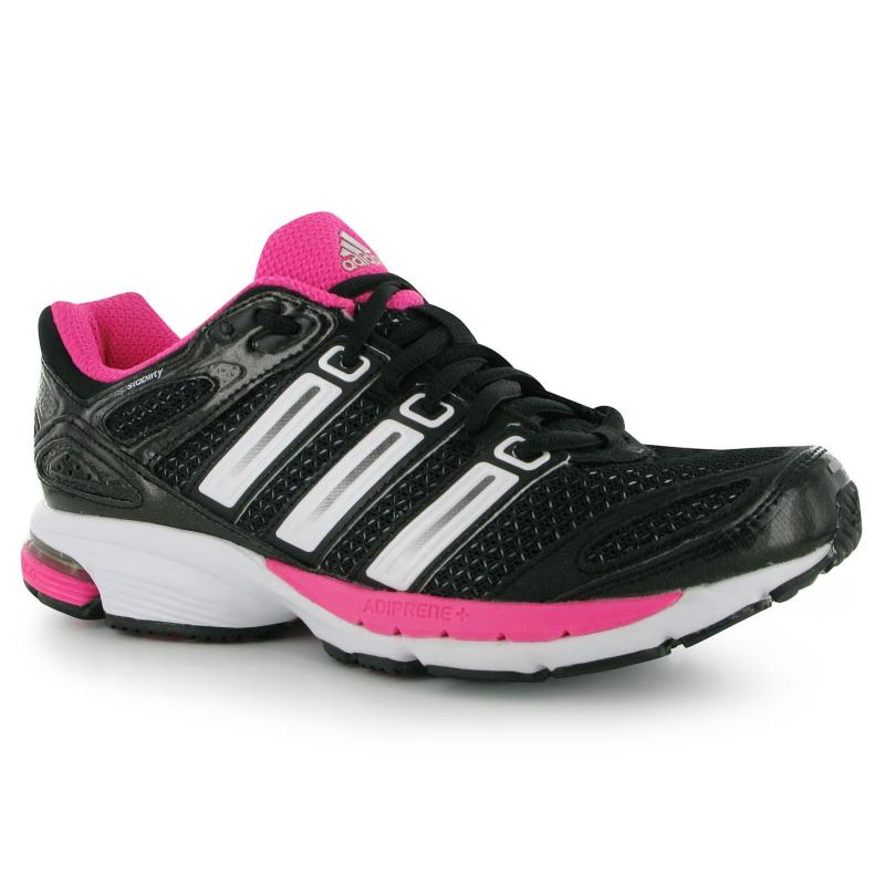 Boty adidas Response Stability Running Shoes Ladies Pink/Black