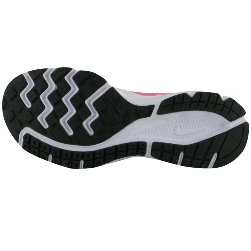 Boty Nike Downshifter VI Running Shoes Ladies Black/Pink, Velikost: UK4 (euro 37)