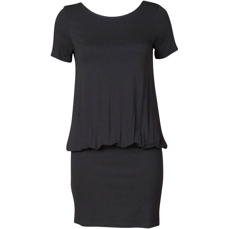 Šaty Vero Moda Womens Malissa Dress Black