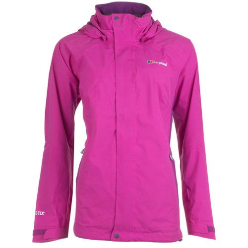 Bunda Berghaus Womens Bowfell Shell Gore Tex Jacket Purple