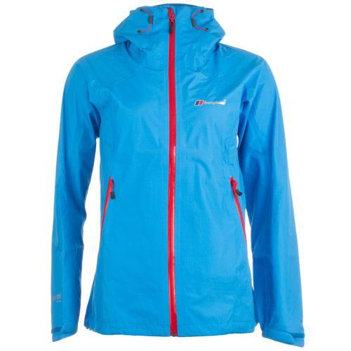 Bunda Berghaus Womens Electra Gore Tex Jacket Blue