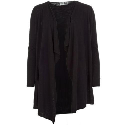 Svetr Vero Moda Womens Everly Drapey Cardigan Black