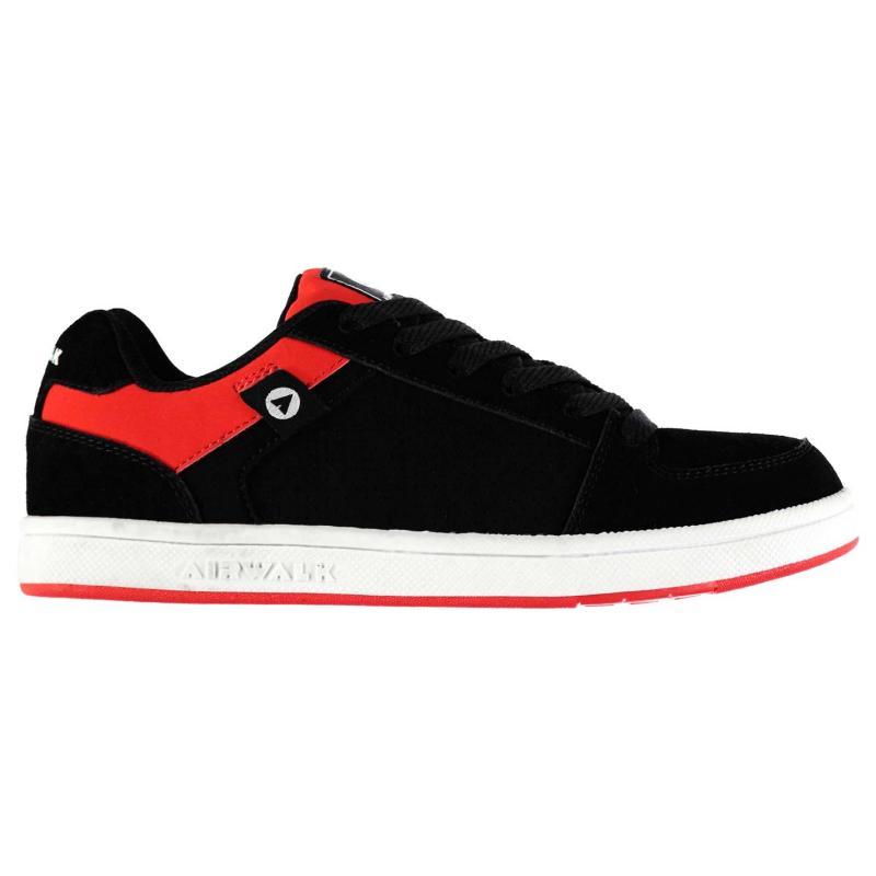 Airwalk Brock Junior Skate Shoes Charcoal, Velikost: UK6 (euro 39)