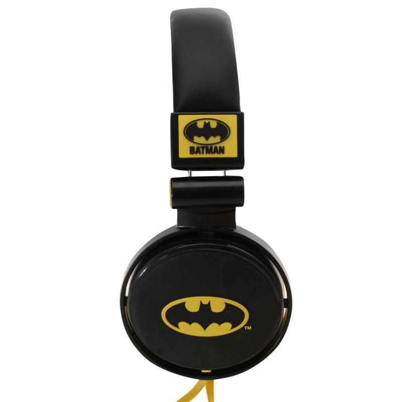 Character Headphones Superman