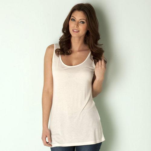 Vero Moda Womens Joy Vest Top Cream