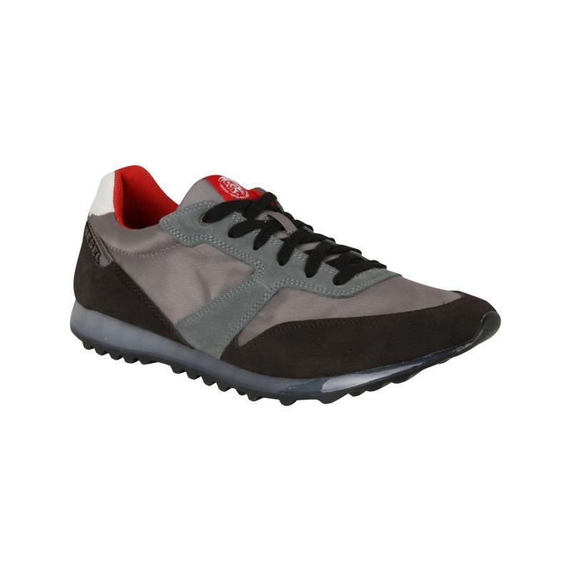 Boty Diesel Choplow Trainers Black/Charcoal