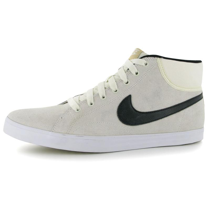 Boty Nike Eastham Mid Mens Trainers White/Black