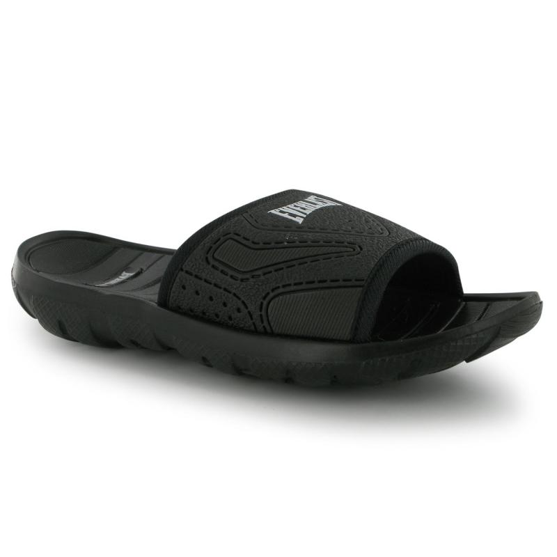Boty Everlast Pool Childrens Sliders Black/Black