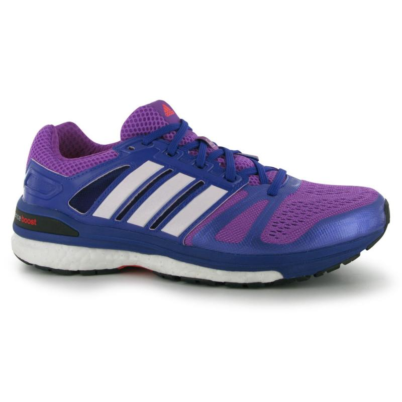 Boty adidas Supernova Sequence 7 Ladies Running Shoes Pink/White
