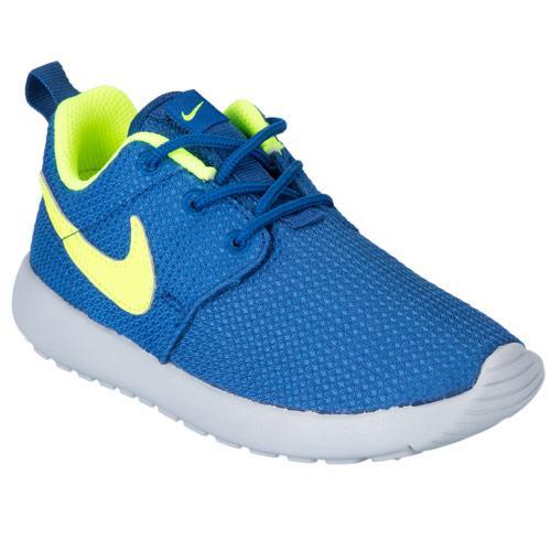 Boty Nike Infant Boys Roshe Run Trainers Blue