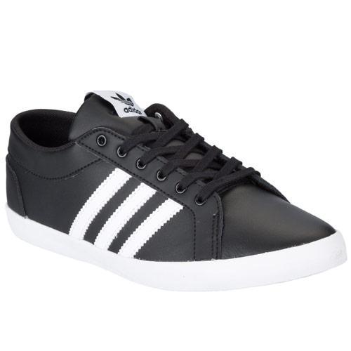 Boty Adidas Originals Womens Adria PS 3S Trainers Black