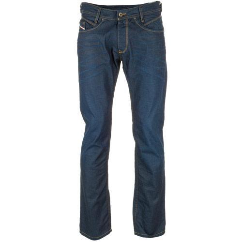 Diesel Mens Iakop 5 Pocket Jeans Denim