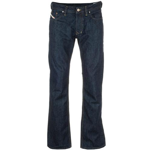 Diesel Mens Larkee 5 Pocket Jeans Denim