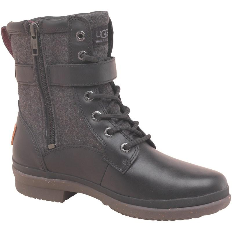 ugg womens kesey boots black