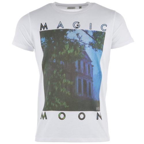 Tričko Diesel Mens T-Issa T-Shirt White
