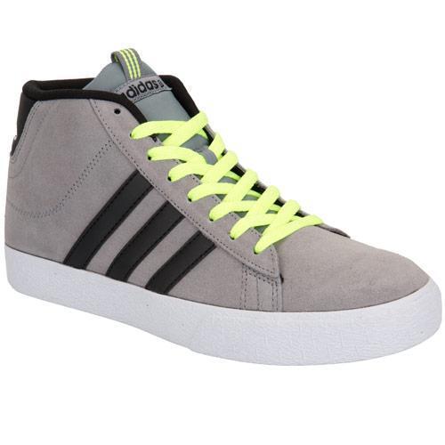 Boty Adidas Neo Mens Neo ST Daily Trainers Grey black