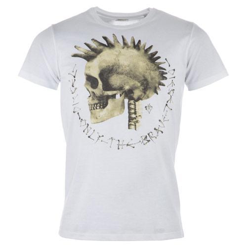 Tričko Diesel Mens T-Feddo T-Shirt White