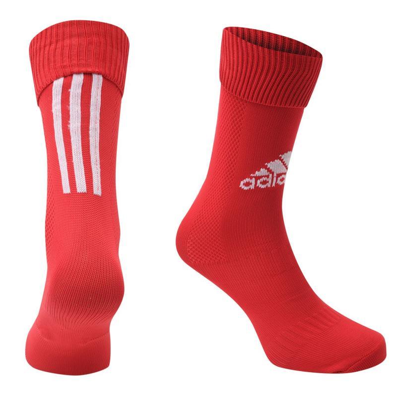 Ponožky adidas Santos Sock White/Black