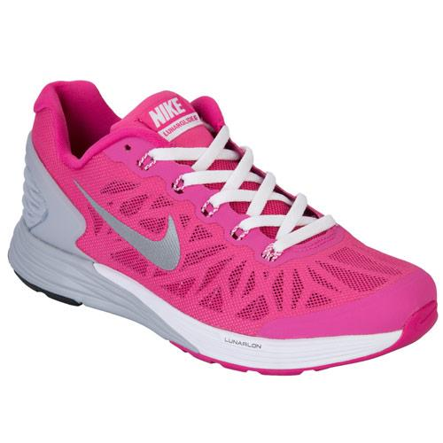 Nike Junior Girls Lunarglide 6 Trainers Pink