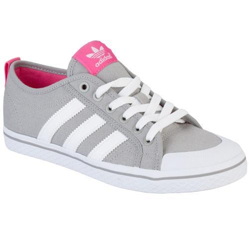 Boty Adidas Originals Womens Honey Low Trainers Grey