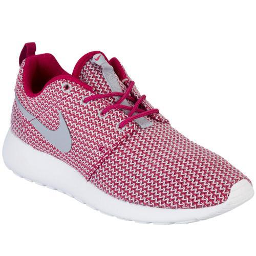 Boty Nike Womens Roshe Run Trainers Berry