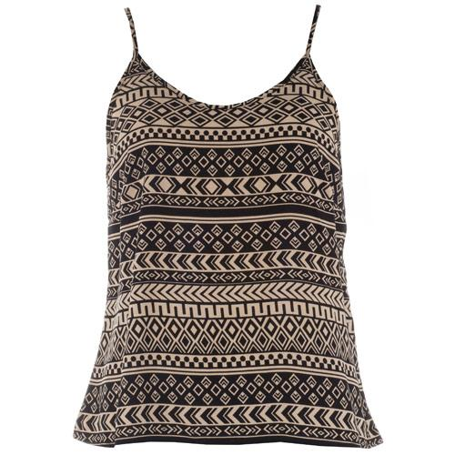 Vero Moda Womens Easy New Singlet Black