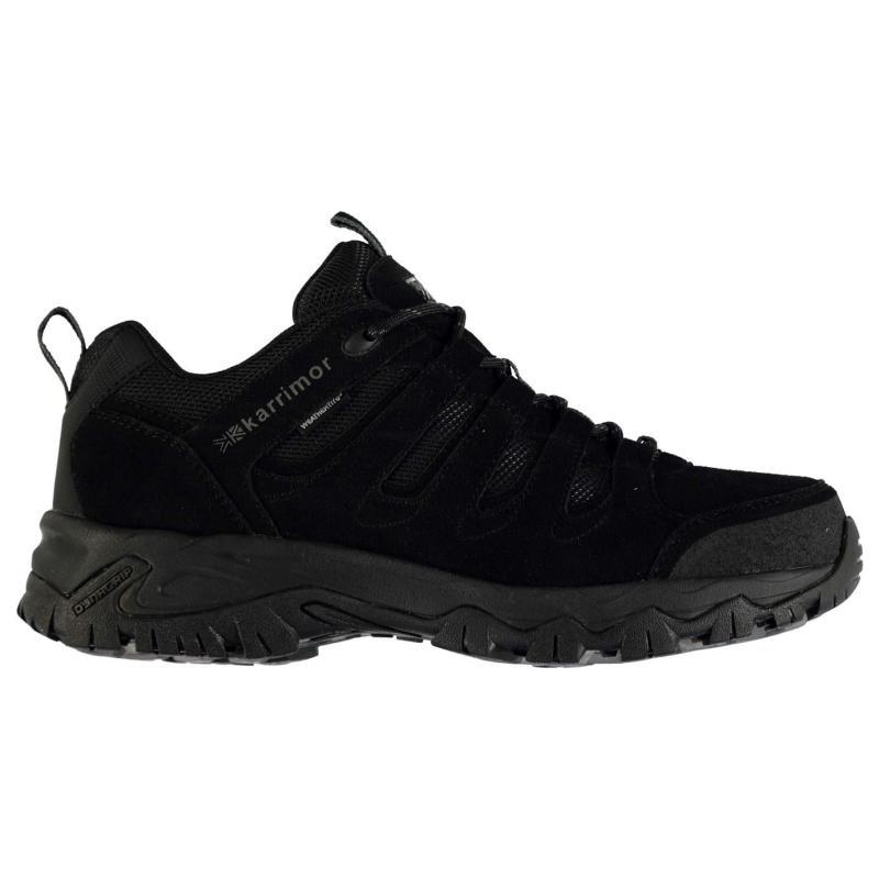 Boty Karrimor Mount Low Mens Walking Shoes Taupe