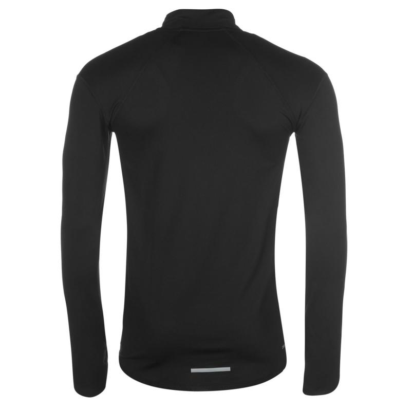 Tričko Nike Element Half Zip Top Mens Lt Retro