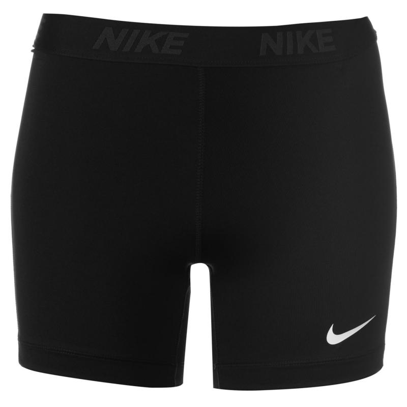 Nike Pro 3 Inch Shorts Ladies Red