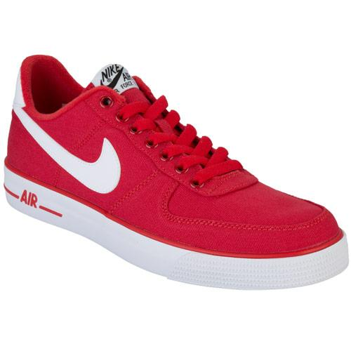 Boty Nike Mens Air Force 1 Trainers Red
