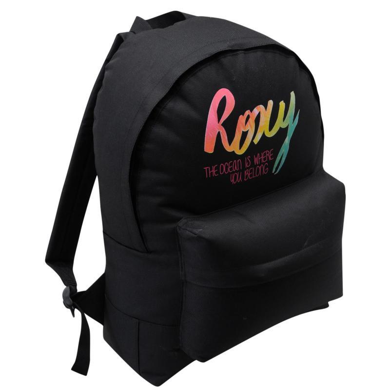 Roxy Sugar Baby Backpack Black, Velikost: ostatní