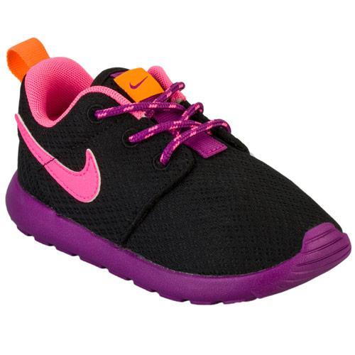 Nike Infant Girls Roshe Run One Trainers Black