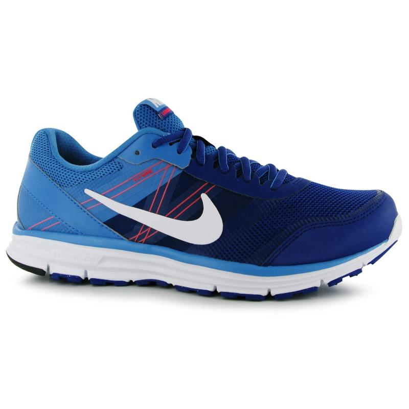 Nike Lunar Forever 4 Mens Royal/White