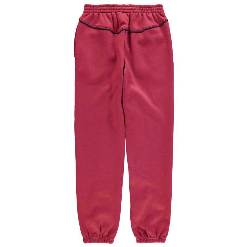 Tepláky Slazenger Fleece Pant Junior Grey Marl