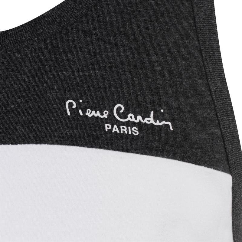 Tílko Pierre Cardin Vest Mens Black
