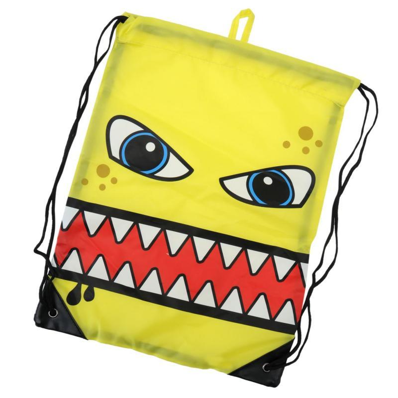Star Monster Gymsack Yellow