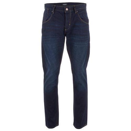 Voi Jeans Mens Wiley Dark Blue Jeans Dark Blue